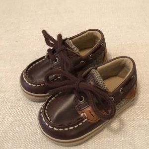 Baby Sperry Top Siders